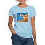 Aphrodite's Rocks - Cyprus Women's Light T-Shirt