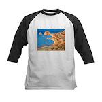 Aphrodite's Rocks - Cyprus Kids Baseball Jersey