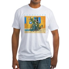 Green Zone - Cyprus Fitted T-Shirt