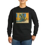 Green Zone - Cyprus Long Sleeve Dark T-Shirt
