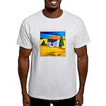 Akamas Hut - Cyprus Light T-Shirt