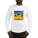 Akamas Hut - Cyprus Long Sleeve T-Shirt