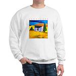 Akamas Hut - Cyprus Sweatshirt