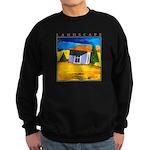 Akamas Hut - Cyprus Sweatshirt (dark)
