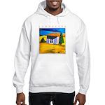 Akamas Hut - Cyprus Hooded Sweatshirt