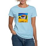 Akamas Hut - Cyprus Women's Light T-Shirt