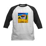 Akamas Hut - Cyprus Kids Baseball Jersey