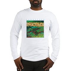 Akamas Village - Cyprus Long Sleeve T-Shirt