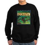 Akamas Village - Cyprus Sweatshirt (dark)
