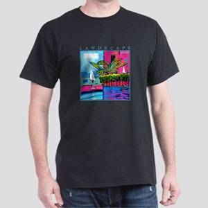 Poolside Akamathea Dark T-Shirt