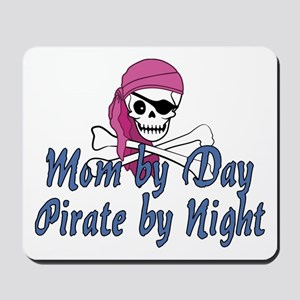 Mom Pirate Mousepad