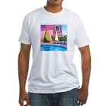 Hottest Day Fitted T-Shirt
