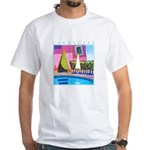 Hottest Day White T-Shirt