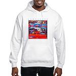 Latchi Harbour - Cyprus Hooded Sweatshirt