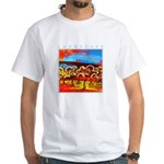 Olive Grove - Cyprus White T-Shirt