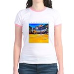 Beached Jr. Ringer T-Shirt