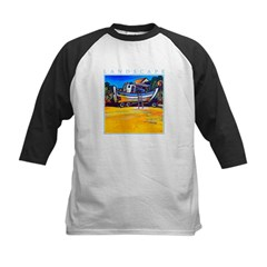 Beached Kids Baseball Jersey
