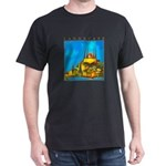 Pissouri Church Dark T-Shirt