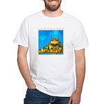 Pissouri Church White T-Shirt