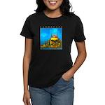 Pissouri Church Women's Dark T-Shirt