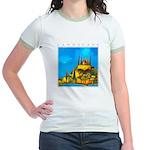 Pissouri Church Jr. Ringer T-Shirt