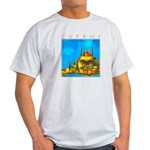 Cyprus, Pissouri Church Light T-Shirt