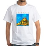 Cyprus, Pissouri Church White T-Shirt