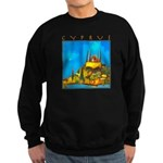 Cyprus, Pissouri Church Sweatshirt (dark)