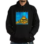 Cyprus, Pissouri Church Hoodie (dark)