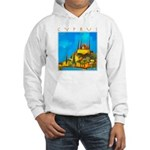 Cyprus, Pissouri Church Hooded Sweatshirt