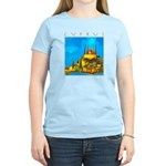 Cyprus, Pissouri Church Women's Light T-Shirt
