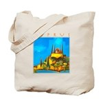 Cyprus, Pissouri Church Tote Bag