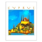 Cyprus, Pissouri Church Small Poster