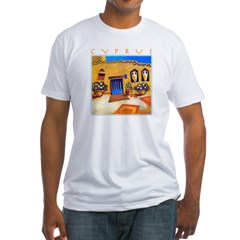 Cyprus, Neo Chorio Fitted T-Shirt