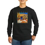 Cyprus, Neo Chorio Long Sleeve Dark T-Shirt
