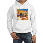 Cyprus, Neo Chorio Hooded Sweatshirt