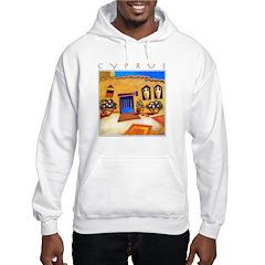 Cyprus, Neo Chorio Hooded Sweatshirt