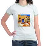Cyprus, Neo Chorio Jr. Ringer T-Shirt