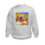 Cyprus, Neo Chorio Kids Sweatshirt