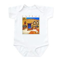 Cyprus, Neo Chorio Infant Bodysuit