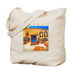 Cyprus, Neo Chorio Tote Bag