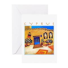 Cyprus, Neo Chorio Greeting Cards (Pk of 20)