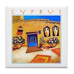 Cyprus, Neo Chorio Tile Coaster