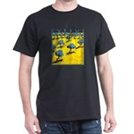 Cyprus, Olive Trees Dark T-Shirt