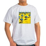 Cyprus, Olive Trees Light T-Shirt