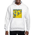 Cyprus, Olive Trees Hooded Sweatshirt