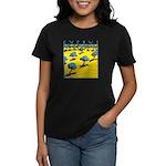 Cyprus, Olive Trees Women's Dark T-Shirt