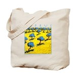 Cyprus, Olive Trees Tote Bag