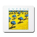 Cyprus, Olive Trees Mousepad