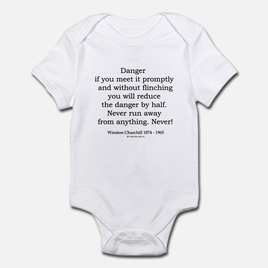 Winston Churchill 4 Infant Bodysuit
